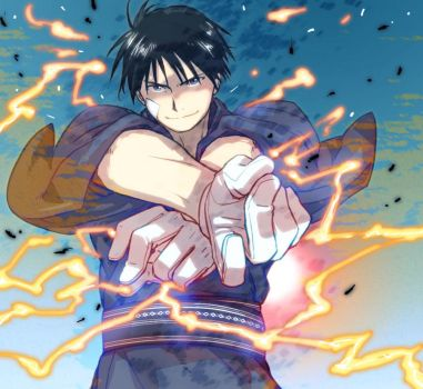 Roy Mustang by JudeMathis