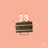 Birthday by kusodesign