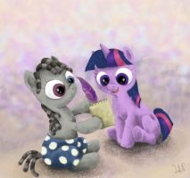 This is Smartypants by LuezA-35