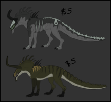 Cave Crocs Designs For Sale by Fells-Adopts