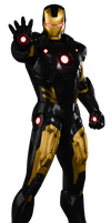 Iron Man Now! Armor 2 by 666Darks