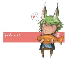 SiSa's lovely Tobias by fruits-basket-head