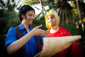 Road to El Dorado - We shall ride into history by SmartisPanda