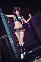 Saloon - Tifa Lockhart by Narga-Lifestream