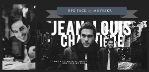Jean Louis Charriere RPG Pack by mnykskr
