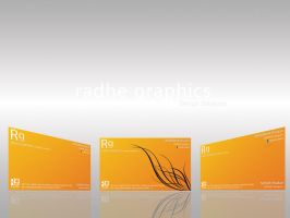 RG Business Card by Miheer