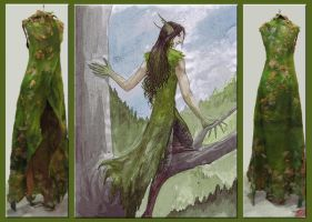 Spirit of the Wood by nolwen