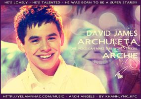 David James Archuleta by o00khanhlynk00o