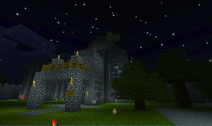 Church, Creeper Bay. by Sero-Cheat