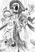 Billy and Mandy stylyn by HiroyValesti