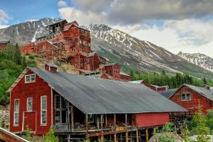 Kennecott Mine by CMiner1