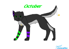 October request by Cutewaffles
