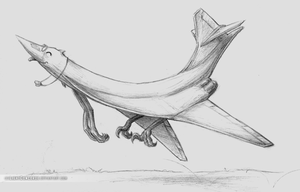 [comm.] much happy, very plane, wow by LightConcorde
