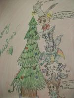 Sketchfu Christmas Gift by prin10cess