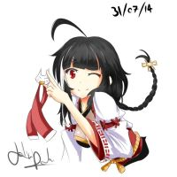 Elsword - Little Specter by Reviluke