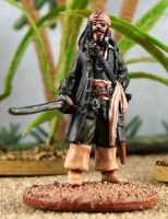 Jack Sparrow by keeper40k