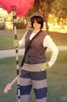 Once-ler Cosplay - What's that over there? by StrawberrySoulReaper