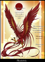 Ansekishoku: the red phoenix by akarui