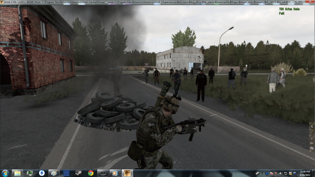 ARMA.I.I. Celle2 new mission. by bravo26