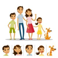 Familia | Family by porcelanita