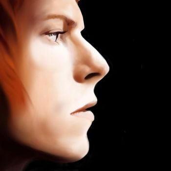 David Bowie by Tashxfiles