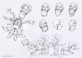Conductor Character Cheet by DarionLeigh