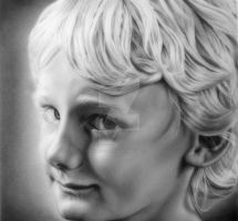Nephew Portrait by GemmaFurbank