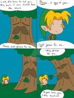 Zelda OoT Comic 20 by Dilly-Oh