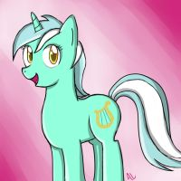 Lyra is Here by ApriLexi