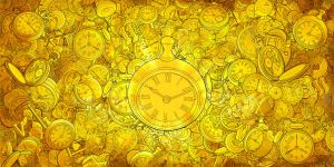 Golden Time by guimarconi