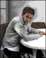 Eric Szmanda... by Sillie