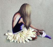 Flower Girl by SweetDreamscapes