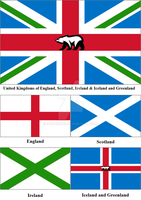 United Kingdoms Flag Evolution by Iori-Komei
