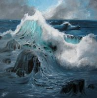 The washing of ten tides by Char10tte