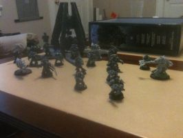 Space Wolves Army3 by TOASTme69