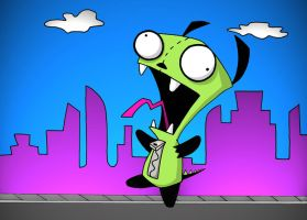 Gir-zilla by goRillA-iNK