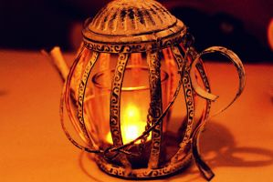 magic lamp by Halfofthat