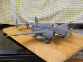 lockheed PV-1 Ventura .new kit model made by me. by Sceptre63