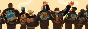 Biker Fortress 2 by Mad-Hatters-Hat