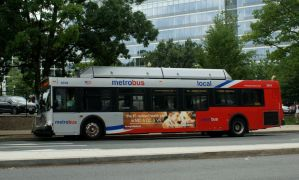 WMATA Bus 2316 by JamesT4