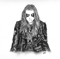 Per ''Dead'' Ohlin by NikoS92