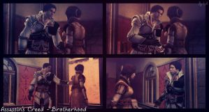 Assassin's Creed - Brotherhood  by LadyAnnett