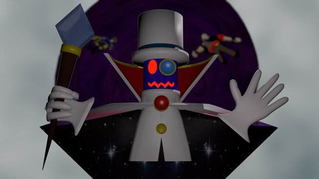Count Bleck by vader2401