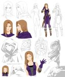Mage teen girl design, Ariana (Commision) by Precia-T