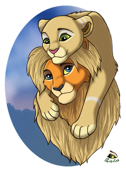 7 years by SoloLioness
