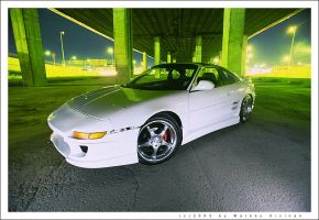 MR2 Turbo by agtronic