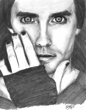 Jared Leto by Anqua22