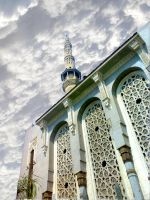 The Mosque of Light by bonanza255