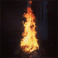 Flames. by cleo56