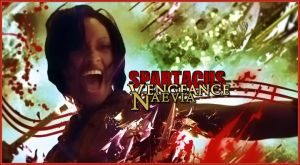 Spartacus Vengeance: Naevia by DragonGamer